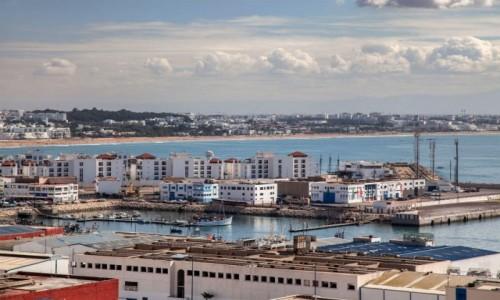 Zdjecie MAROKO / Sus-Massa / Agadir / Port