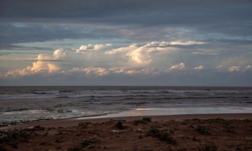 Zdjecie MAROKO / Maroko / gdzieś po drodze / Plaża