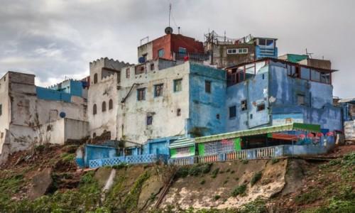 Zdjecie MAROKO / Tanger-Tetuan-Al-Husajma / Larache / Deszczowe Larache