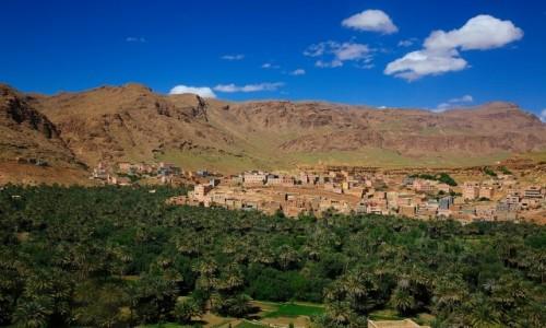 MAROKO / Ouarzazate / . / Tinghir