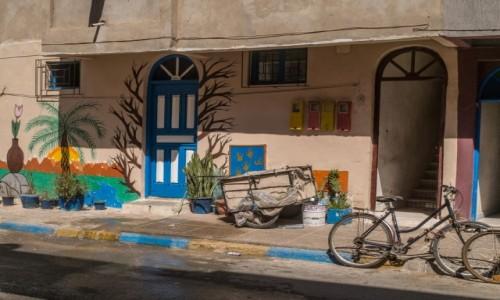 MAROKO / Marrakesz-Safi / Essaouira / kolorami miasta
