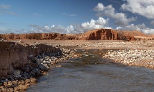 Zdjecie MAROKO / Fès-Meknès / Sidi Boutayeb / Nad ouedem Azinous