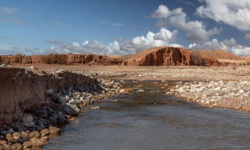 MAROKO / Fès-Meknès / Sidi Boutayeb / Nad ouedem Azinous