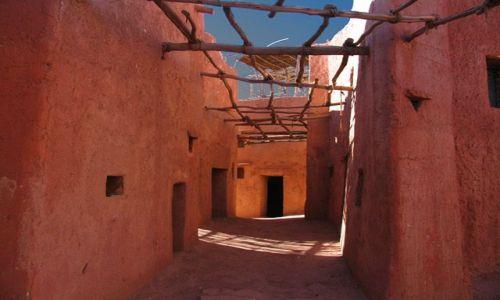 Zdjęcie MAROKO / Ouarzazate / Universal Studios / Maroko