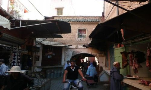Zdjecie MAROKO / Marrakesz / Marrakesz / Marrakesz Medin