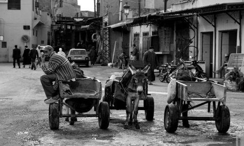 Zdjecie MAROKO / brak / Marrakesz / Ulice Mediny