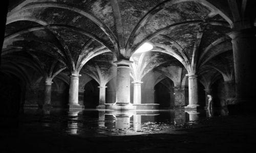 Zdjecie MAROKO / brak / Al Jadida / cisterne portugese
