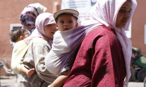 Zdjecie MAROKO / brak / Marrakech / Jemaa el Fna