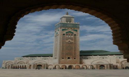 Zdjęcie MAROKO / brak / Casablanka / Meczet