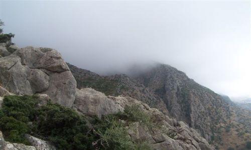 Zdjęcie MAROKO / Góry Rif / Szefszawan / Góry Rif