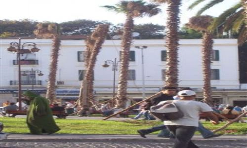 Zdjecie MAROKO / brak / Medina w Tangerze / centrum Tangeru