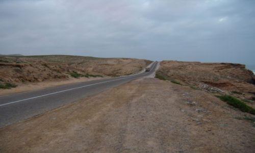Zdjecie MAROKO / gdzieś po drodze.. /  Agadir - Casablanca / Nie wiem jak Wam, ale mnie się podoba :-)