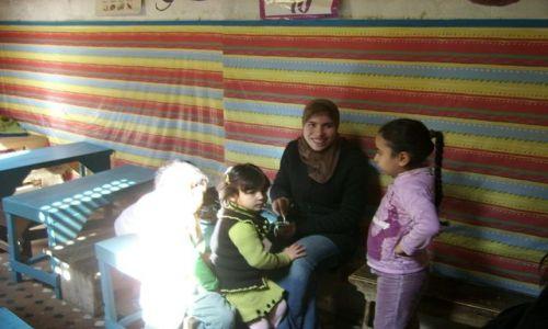 Zdjecie MAROKO / Maroko / Fez / Przedszkole w Maroku