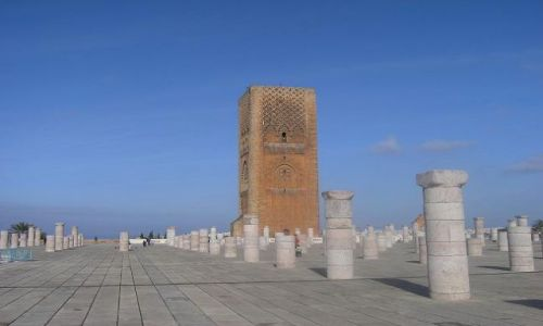 Zdjęcie MAROKO / brak / Casablanca / Meczet