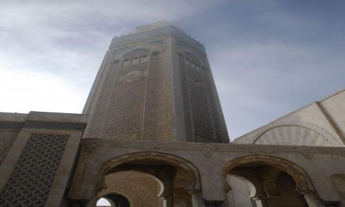 Zdjęcie MAROKO / Casablanka / mosquet / Prosto do nieba...