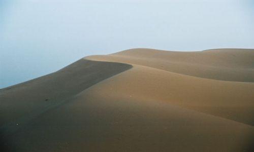 Zdjęcie MAROKO / Mhamid / desert / wydmy