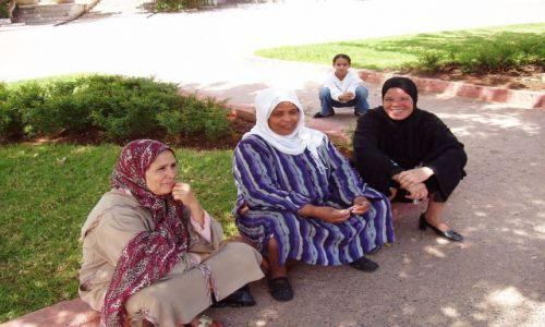 Zdjecie MAROKO / Fes / gdzieś pośród zgiełku miasta / Qmoszki z Maghrebu:)