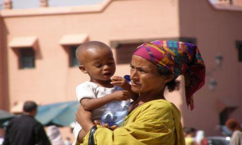 Zdjecie MAROKO / Fez / medina / Ludzie Maghrebu