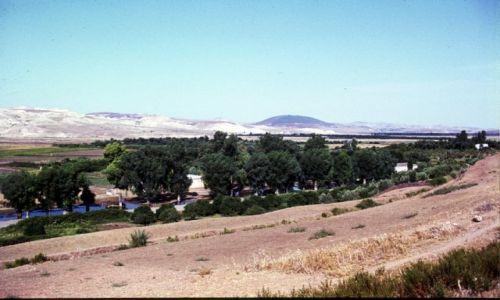 Zdjęcie MAROKO / centrum / Meknes / dolinka