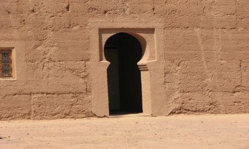 Zdjecie MAROKO / Desert / w drodze / Ucha igielne