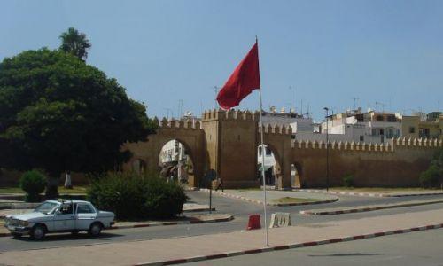 Zdjecie MAROKO / Rabat / Rabat / Kasba