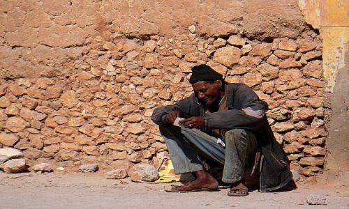 Zdjęcie MAROKO / brak / tiznit / Marokańczyk