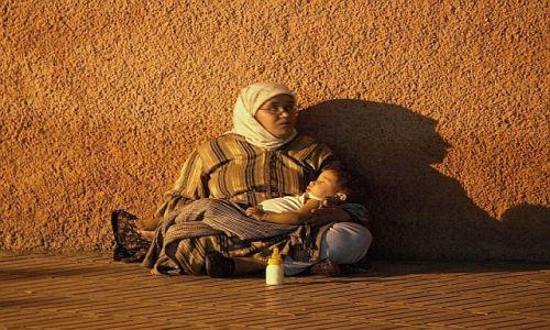 Zdjecie MAROKO / brak / Marakech / Marokanka