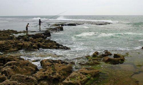Zdjęcie MAROKO / brak / ocean / wędkowanie w oceanie