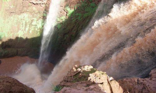 Zdjecie MAROKO / brak / brak / wodospady maroko