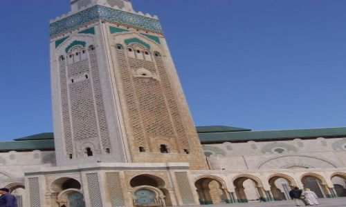 Zdjecie MAROKO / brak / brak / meczet hasana 2 casablanka
