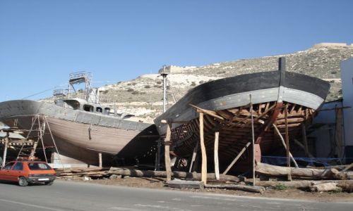Zdjęcie MAROKO / brak / Agadir / Agadir - port