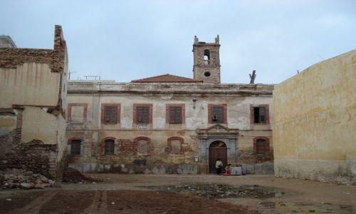 Zdjęcie MAROKO / El Jadida / El Jadida (port. Mazagan) / Stara zabudowa El Jadidy