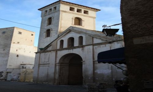 Zdjęcie MAROKO / El Jadida / El Jadida (port. Mazagan) / Kościół w El Jadida