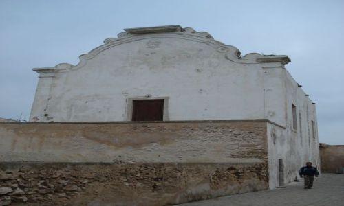 Zdjęcie MAROKO / El Jadida / El Jadida (port. Mazagan) / Synagoga w El Jadida