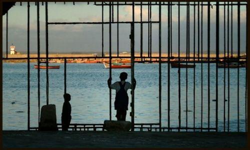 Zdjecie MAROKO / - / Essaouira / Konkurs Drzwi �