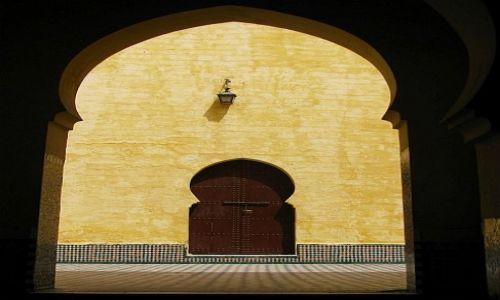 Zdjęcie MAROKO / . / Meknes / Konkurs Drzwi Świata