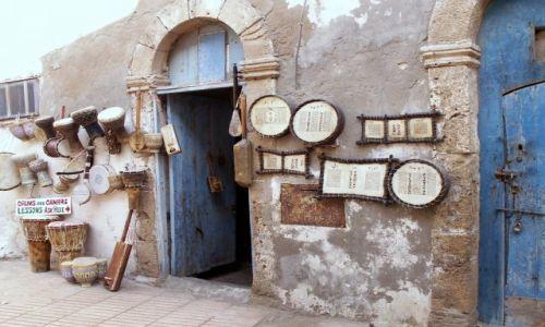 Zdjecie MAROKO / - / Essaouira / konkurs/drzwi 2