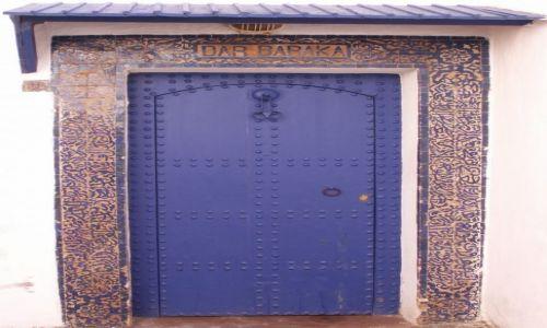 Zdjecie MAROKO / - / Safi / drzwi 4