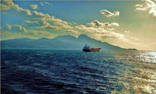 Zdjecie MAROKO / Cieśnina Gibraltarska / prom: Z Algeciras do Ceuta / Cieśnina Gibraltarska