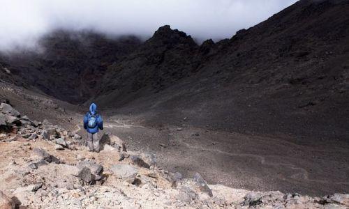 Zdjecie MAROKO / Atlas Wysoki / Jebel Toubkal / Jebel Toubkal