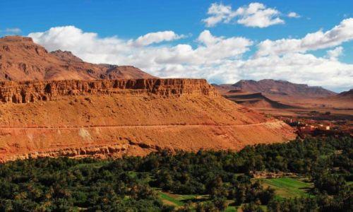 Zdjęcie MAROKO / Południe Maroka / Atlas / Niezapomniane krajobrazy Maroka