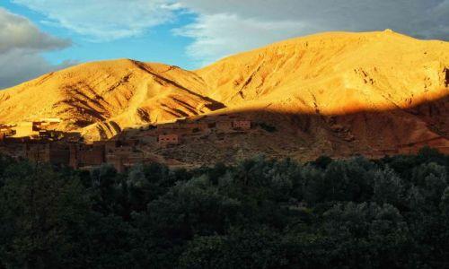 Zdjecie MAROKO / Południe Maroka / Atlas  / Piękno gór :)
