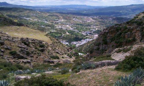 Zdjecie MAROKO / północno-centralne Maroko / Szefszawan / Góry Rif w okolicach Szefszawan