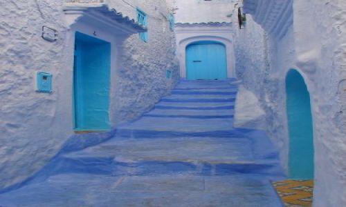 Zdjecie MAROKO / brak / Chefchaouen / Klimaty Maroka
