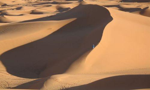 Zdjecie MAROKO / - / Merzuga / Maroko - Merzuga