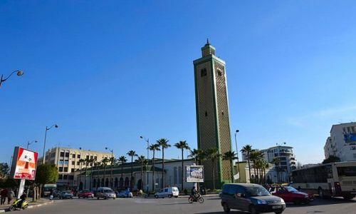 Zdjecie MAROKO / Fès-Boulemane / Fes / Meczet Mosquée Imam Malik