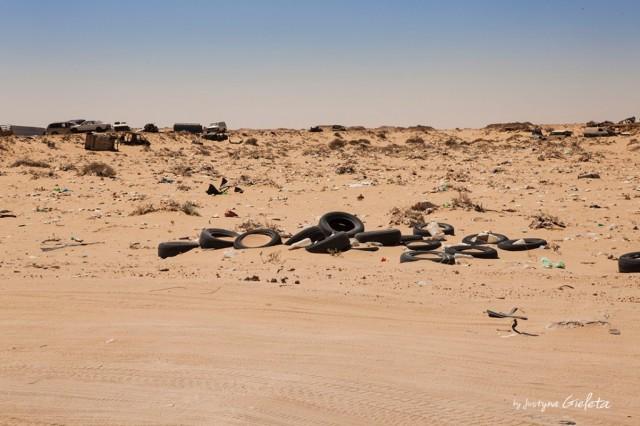 Zdjęcia: Mauretania , African Road Trip - ziemia niczyja na granicy Maroko-Mauretania, MAURETANIA