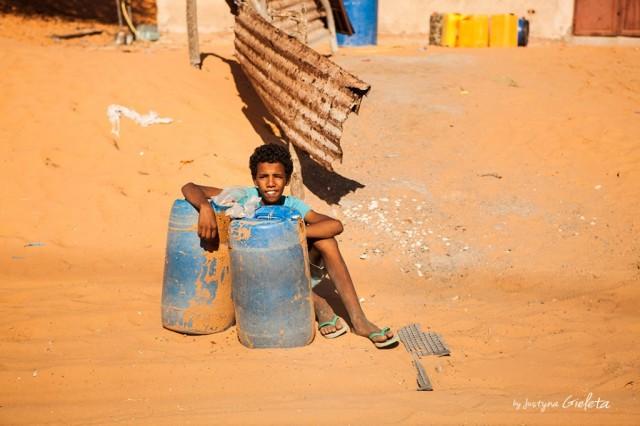 Zdjęcia: Mauretania , African Road Trip - dzieci w Mauretanii , MAURETANIA