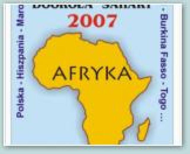 Zdjęcia: Afryka, Logo wyprawy, MAURETANIA