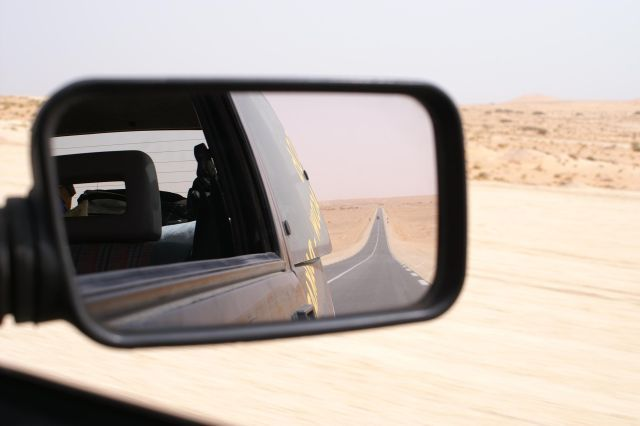 Zdjęcia: Droga do Atar, Mauretania, MAURETANIA